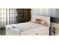 Nearly new King size Mattress - Memory foam Orthopaedic with Coolmax technology
