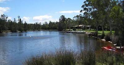 TUNCURRY LAKES RESORT 2  powered camp sites  6/1/2018-13/1/2018