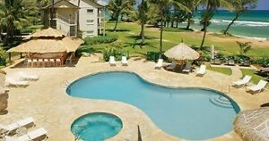 $850/ WEEK - FABULOUS BEACH FRONT CONDO KAUAI