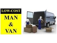 URGENT BIG VAN & MAN HOUSE REMOVAL PIANO MOVING OFFICE SHIFTING BIKE RECOVERY CHEAP LUTON TRUCK HIRE
