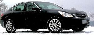 Reduced price ....2007 Infiniti G35x Sedan