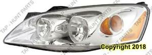 Head Light Driver Side PONTIAC G6 2005-2010