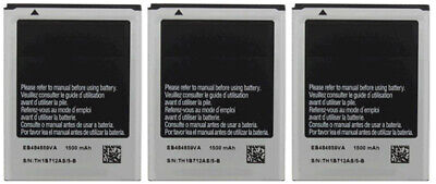 3x Battery For SAMSUNG Exhibit 4G T759 Exhibit 2 II 4G T679 Conquer 4G