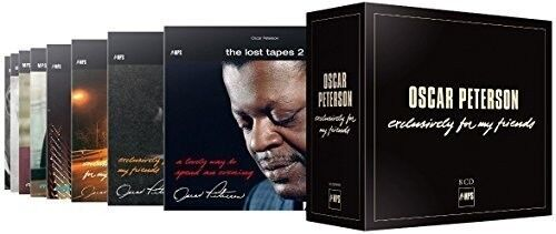 Oscar Peterson / Ray - Exclusively for My Friends [New CD]