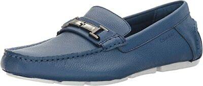 Calvin Klein Magnus Slip On Shoes - Men's Size 9.5 Blue