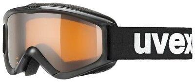 Skibrille UVEX Speedy pro black für Kinder (ca. 6-10 Jahre) NEU