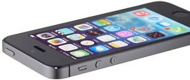 AS NEW UNLOCKED 16GB SIM FREE APPLE IPHONE 5S SPACE GRAY BLACK + RECEIPT ONLY 140 NO OFFERS OR TEXTS