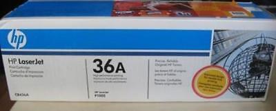 NEW HP P1505 CB436A Toner Cartridge 36A Genuine