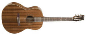 Simon and Patrick Woodland Pro Folk Guitar - Mahogany