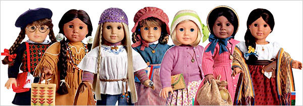 American Girl Dolls Gifts & Things