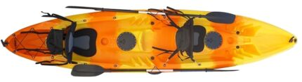 BRAND NEW Scorpion Turtle III Tandem SOT Fishing kayak package Mayfield East Newcastle Area Preview