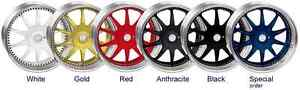 Wheel painting or powdercoat services! any wheel size and colour West Island Greater Montréal image 5