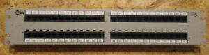 48-port network patch panel