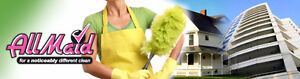 WANTED: Reliable and Energetic Staff for busy cleaning company Cambridge Kitchener Area image 1