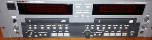 Tascam CD RW402 CD Duplicator/recorder