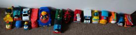 Baby boy car collection 17th pieces