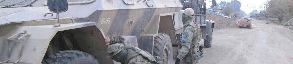 EMBASSY of RUSSIA Ultra-Secretive Spetsnaz in Syria SVR Zaslon шеврончиков SSI