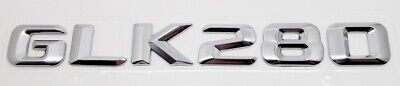 Heck Stamm GLK280 Schriftzug Chrom Abzeichen für Mercedes Benz GLK Klasse