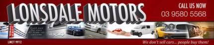 Lonsdale Motors Group Pty Ltd