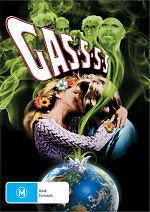 Gas-S-S-S! (DVD, 2010) New DVD Region 4 Sealed Gas Gassss