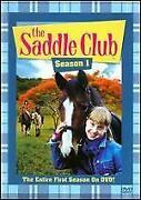 The Saddle Club DVD