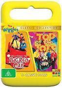 Wiggles Big Red Car DVD