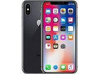 iPhone X 64GB SPACE GRAY SEALED BRAND NEW BOXED FULL APPLE WARRANTY