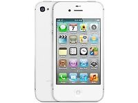 ******** APPLE IPHONE 4S 16GB UNLOCKED TO ALL NETWORKS ********