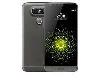 Unopened LG G5 Titan mobile phone unlocked worth£480