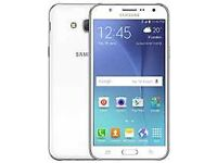 Samsung Galaxy J5 brand new dual sim in White, Gold and black colour