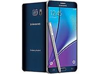 SAMSUNG GALAXY NOTE 5 32GB UNLOCKED TO ALL NETWORKS
