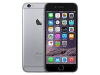 Apple iPHONE 6S SpaceGrey 16 go on EE ....Origional box Packaging and Accessories O/ O £350.00