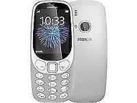 Nokia 3310 in grey. Only on vodafone. Nano sim. East london