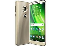 Motorola g6 play android phone unlocked