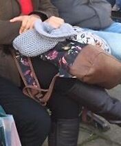 Bag was taken from Shakespeare's head Holborn. Contains MacBook Air. Willing to pay £100 reward