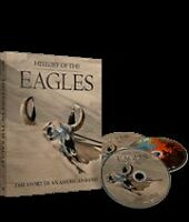 History of the Eagles - 3 DVD SET