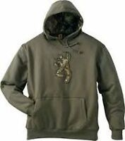 NEW with tags-2 BROWNING XXL HOODIES