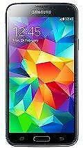 Galaxy S5 16 GB Black Unlocked -- 30-day warranty and lifetime blacklist guarantee