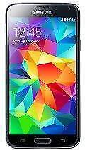 Galaxy S5 16 GB Black Rogers -- 30-day warranty and lifetime blacklist guarantee