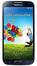 Galaxy S4 16 GB Black Unlocked -- 30-day warranty and lifetime blacklist guarantee