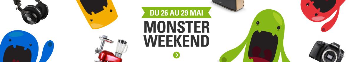 Monster Weekend