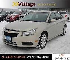 2012 Chevrolet Cruze ECO Bluetooth, Digital Audio Input, Cd/M...