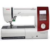 Janome Memory Craft Sewing Machine