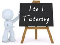 English, Maths, Science and SPaG tutor