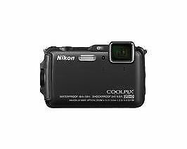 Nikon Coolpix AW120 Digital Camera