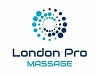 London PRO Massage - Sports, Deep tissue, Relax, Full Body Massage