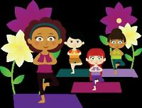 Summer Camp - Kids Only - Yoga & Zumba
