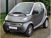 Smart Passion Coupe Car