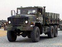 1983 M923 Military 5 ton truck