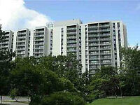 Don Mills and Finch, 2 Bedroom condo for rent available August 1